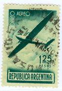 ARGENTINA, POSTA AEREA, AIRMAIL, 1940, FRANCOBOLLI USATI,  Yvert Tellier PA23    Scott C41 - Argentina