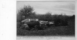 Carte Postale Environs De Bagnoles De L'Orne.- Le Dolmen De La Bertinière - - Bagnoles De L'Orne