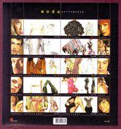 PORTUGAL - 2004  -  YT  N° 2847/2856  - La Mode Portugaise - Neuf ** - Textile