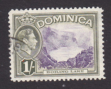 Dominica, Scott #106, Used, Scene Of Dominica, Issued 1938 - Dominica (...-1978)