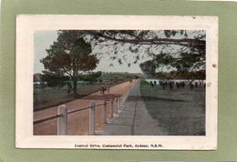 SYDNEY  CENTRAL DRIVE CENTENNIAL PARK - Sydney