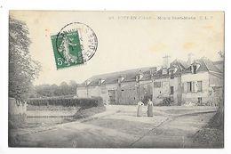 JOUY En JOSAS  (cpa 78)  Moulin Saint-Martin  -  - L 1 - Jouy En Josas