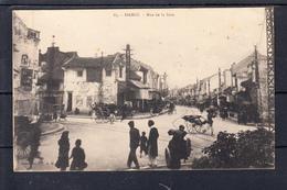 VIÊT-NAM. 1929. HANOI. RUE DE LA SOIE  .RARE CIRCULÉE  SANS TIMBRE  POS 526 - Vietnam
