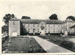 BELGIQUE DAVERDISSE - Château De Sclassin Ecrit à L'Abbé Dussart Collège Cardinal Mercier à Braine L'Alleud - Daverdisse