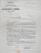 LIMOUX-sur-AUDE (11) - Fabrique De TOURON-NOUGAT - Maison LAGARDE Jeune - Historische Documenten