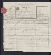 Hungary Telegramm 1914 - Ungarn