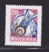 COREE DU SUD N°  346 ** MNH Neuf Sans Charnière, TB  (D0477) - Corée Du Sud