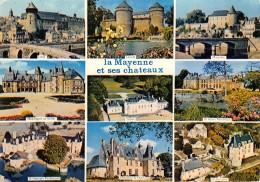 MAYENNE Et Ses Chateaux 26(scan Recto-verso) MA2194 - Otros Municipios