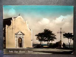 (FG.Q12) ISOLA DI CAPO RIZZUTO - IL DUOMO (CROTONE) - VIAGGIATA 1967 - Crotone