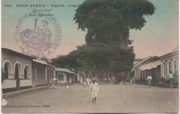 AFRIQUE OCCIDENTALE   NIGERIA  LAGOS                          COLLECTION FORTIER - Nigeria