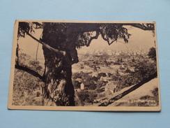 A View Of Johannesburg From Observatory ( The Newman Art Pub C° Cape Town ) Anno 19?? ( Zie Foto's ) ! - Afrique Du Sud