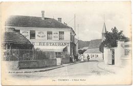 Thomery NA1: L'Hôtel Mallet - France