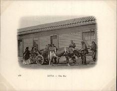 Campagne DUGUAY-TROUIN 1902-1903 - Voilier - Expédition - CHILI - LOTA - Attelage Boeufs - Colombie