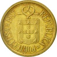 Portugal, 10 Escudos, 1987, TTB, Nickel-brass, KM:633 - Portugal