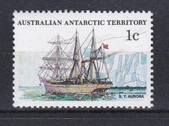 Antarctique - AAT - Territoire Australien - Navires Polaires% - Unused Stamps