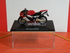 MOTO 1/24 > Bimota SB8R (sous Vitrine) - Motorcycles