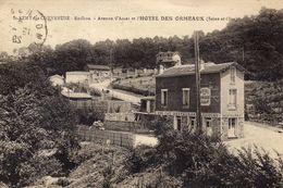 ST - REMY Les CHEVREUSE  .  HOTEL DES ORMEAUX - France
