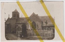 80 SOMME ESTREES DENIECOURT / DENIECOURT  Canton CHAULNES  CARTE PHOTO ALLEMANDE MILITARIA 1914/1918 WW1 WK1 - Autres Communes