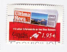 1,95 EURO - ULTIMA HORA - 2006 - 1931-Today: 2nd Rep - ... Juan Carlos I