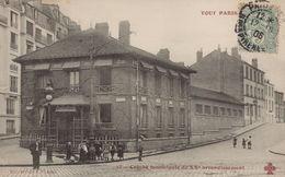 PARIS 20eme - Creche Municipale Du XXeme - District 20