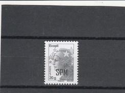 SPM 2012 - N°1026  Neuf Sans Charnières - St.Pierre & Miquelon