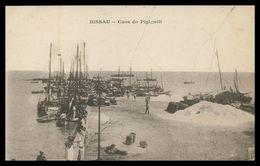 BISSAU - Caes Do Pigiguiti. Carte Postale - Guinea-Bissau