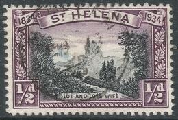 St Helena. 1934 Centenary Of British Colonization. ½d Used. SG 114 - Saint Helena Island