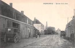 Esquelbecq       59         Quartier De La Gare    N        (voir Scan) - Autres Communes