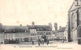 Esquelbecq       59         Hôtel De Ville Et Kiosque A Musique       (voir Scan) - Autres Communes
