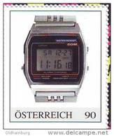 055: Personalisierte Marke Aus Österreich: Quarzuhr (limited Edition) - Uhrmacherei