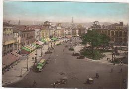 210 - VERONA PIAZZA BRA ' 1950 CIRCA ANIMATA - Verona
