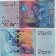 CAPE VERDE   1'000 Escudos     P73     UNC - Cap Verde