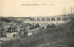CORMEILLES EN PARISIS LE VIADUC DE LA FRETTE - Cormeilles En Parisis