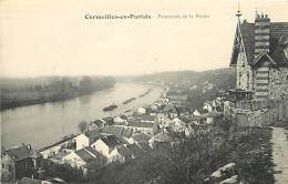 CORMEILLES EN PARISIS PANORAMA DE LA FRETTE - Cormeilles En Parisis