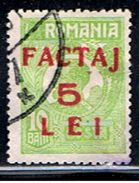 ROM 265  //  Y&T 5  //  1928 - Parcel Post