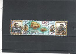 Wallis Et Futuna Nº  575 Al 577 - Wallis-Et-Futuna