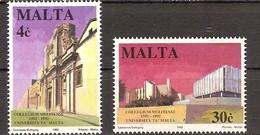 Malta Malte 1992  Yvertn° 879-880 *** MNH Cote 3,50 Euro - Malta