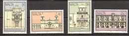 Malta Malte 1992  Yvertn° 872-875 *** MNH Cote 6,00 Euro - Malta
