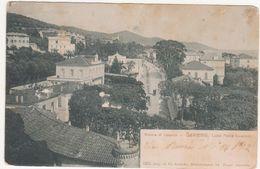 218 - RIVIERA DI LEVANTE SANREMO CORSO FELICE CAVALLOTTI 1905 - San Remo
