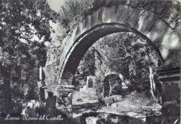 Laconi 1965; Rovine Del Castello - Circulated. (Zairo Battistina - Laconi) - Altre Città