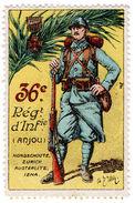 (I.B) Cinderella : Delandre French Regiments - 36th Infantry (Anjou) - Sin Clasificación