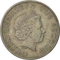 Etats Des Caraibes Orientales, Elizabeth II, 25 Cents, 2004, British Royal Mint - Caraïbes Orientales (Etats Des)
