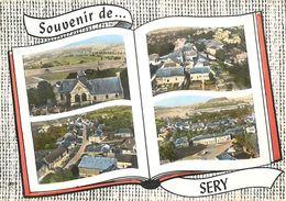 PIE 17-FL-8321 : SERY. VUE AERIENNE. - France