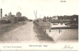 Brecht Zicht Op De Vaart  Brug - Brecht
