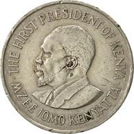 Kenya, Shilling, 1975, TTB, Copper-nickel, KM:14 - Kenya
