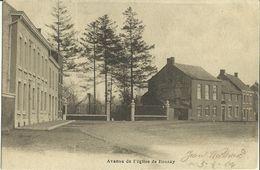 Avenue De L' Eglise De Heusay.      (2 Scans) - Beyne-Heusay