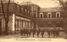 40 - Berceau De Saint Vincent De Paul - Orphelinat Des Filles - Editeur: Tourte Et Petitin - France
