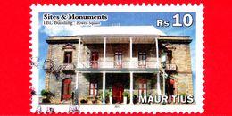 MAURITIUS - Usato - 2013 - Siti E Monumenti - Architettura - Zucchero - IBL Building - 10 - Mauritius (1968-...)