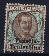 Italy: Venezia Trentino Tridentia Sa 27  MH/* Flz/ Charniere   Trentino Alto Adige - Trentino