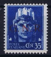 Italy Sa 476 MH/* Flz/ Charniere - 1944-45 République Sociale